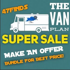 Van Plan Super Sale!!!